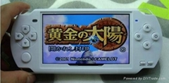 PSP mp4 digital player