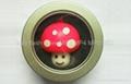 硅膠蘑菇U盤 2