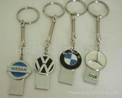 License plate Series USB memory stick USB drive BMW USB modern metal USB flash d