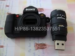 Supply PVC camera Canon camera Nikon camera simulation camera USB