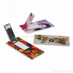 Card mini usb flash drive
