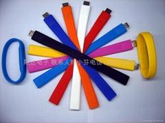 Novelty Shape Band USB Flash Drive