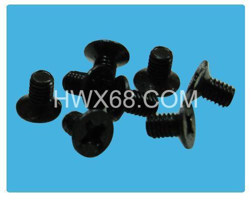 工厂直销小螺丝,非标准螺丝,定位螺丝,注塑螺丝 1