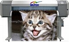 Mutoh VJ1604 熱昇華打印機