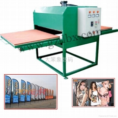 Heat tranfer machine for t shirt