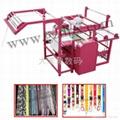 Heat transfer lanyard printing machine 1