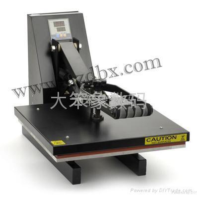 直壓式手動燙畫機 1