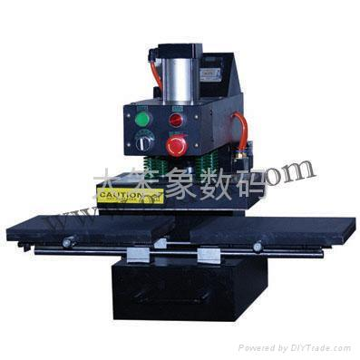 Double location t shirt heat press machine dbx dbx for T shirt printing machine suppliers