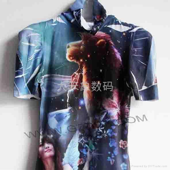 热转印T恤 2
