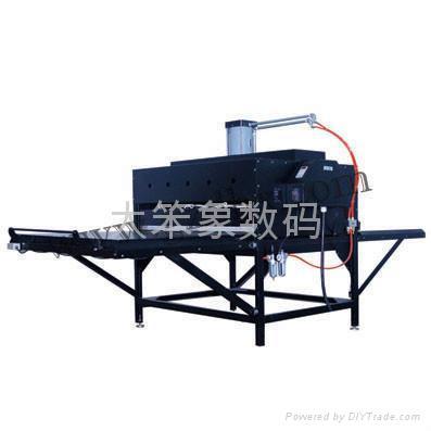 flatbed heat press tranfer machine 2