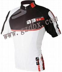Heat transfer sportwear