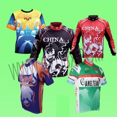 Sportwear for sublimation heat transfer printing 1