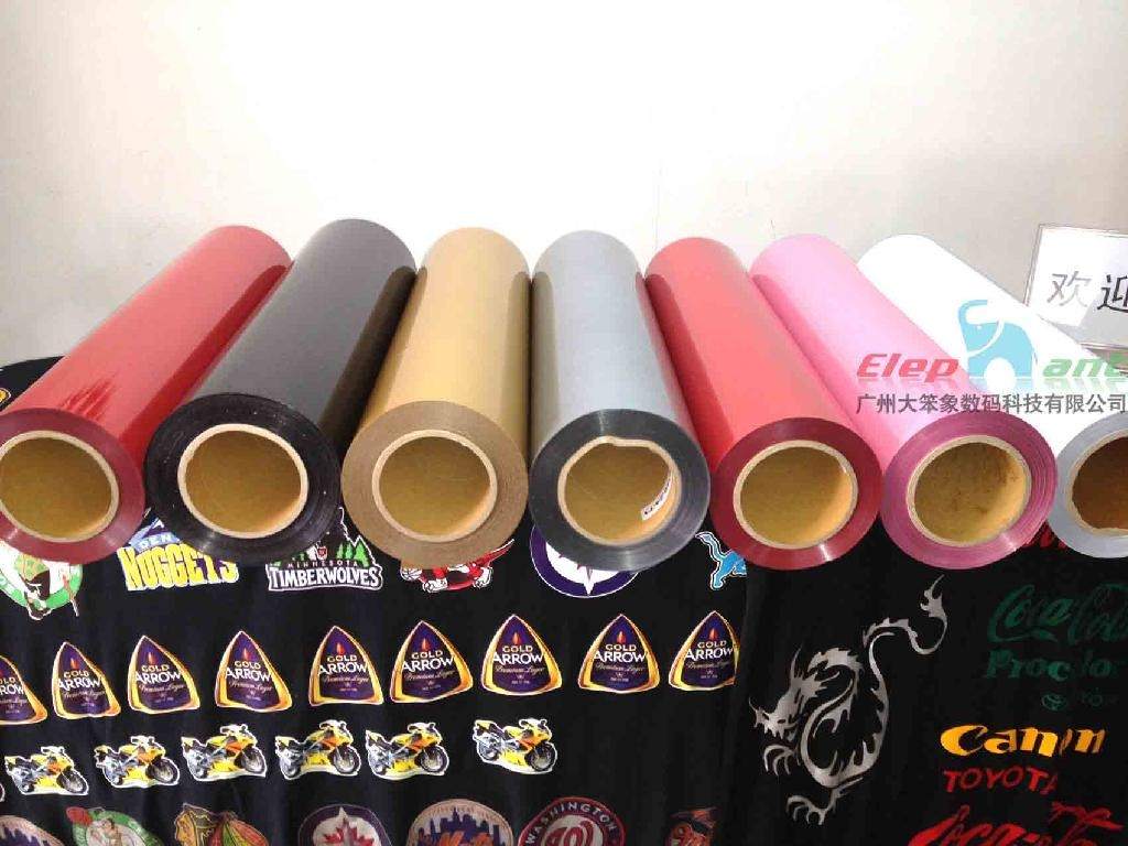 PVC heat transfer film 1