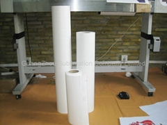 Roll fabric Sublimation heat transfer paper