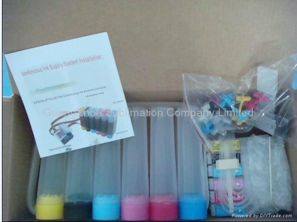 Epson 1410供墨系统 1