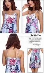 Clothing/garment heat sublimation transfer printing