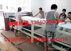 Rotary Transfer fabric printing Machine
