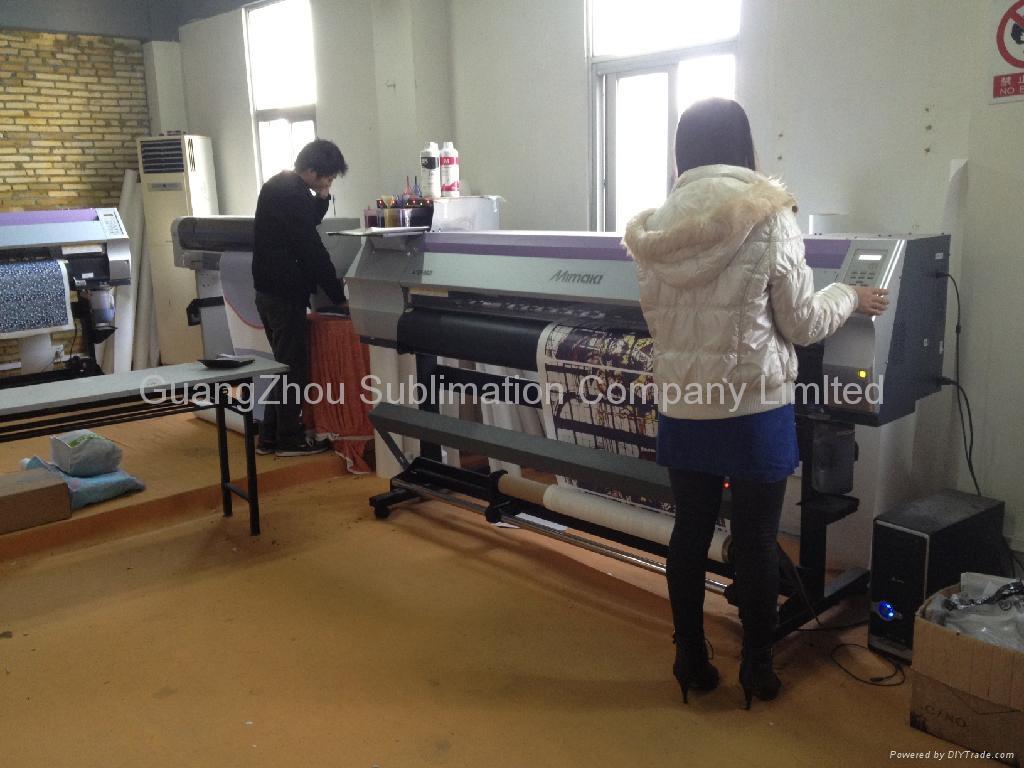 原装进口 日本MIMAKI JV33-160第五代喷头打印机 双4色供墨 3