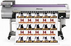 MIMAKI JV33熱昇華打印機