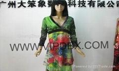 100% polyester t shirts printing