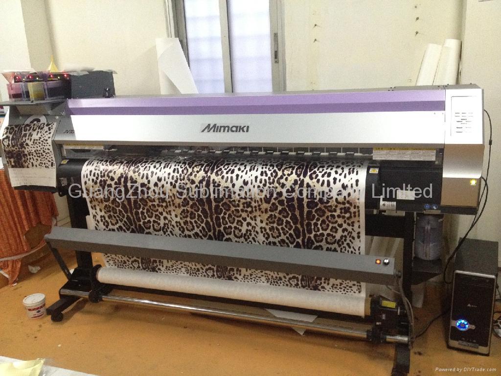 Rotary Transfer fabric printing Machine 2