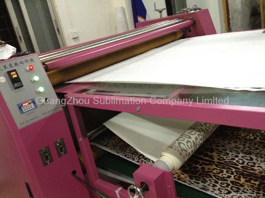 Rotary Transfer fabric printing Machine 4
