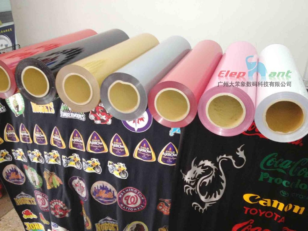 PVC heat transfer film 2