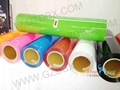 PVC heat transfer film