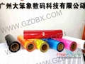 PU heat transfer film for t-shirt, cotton fabric 2