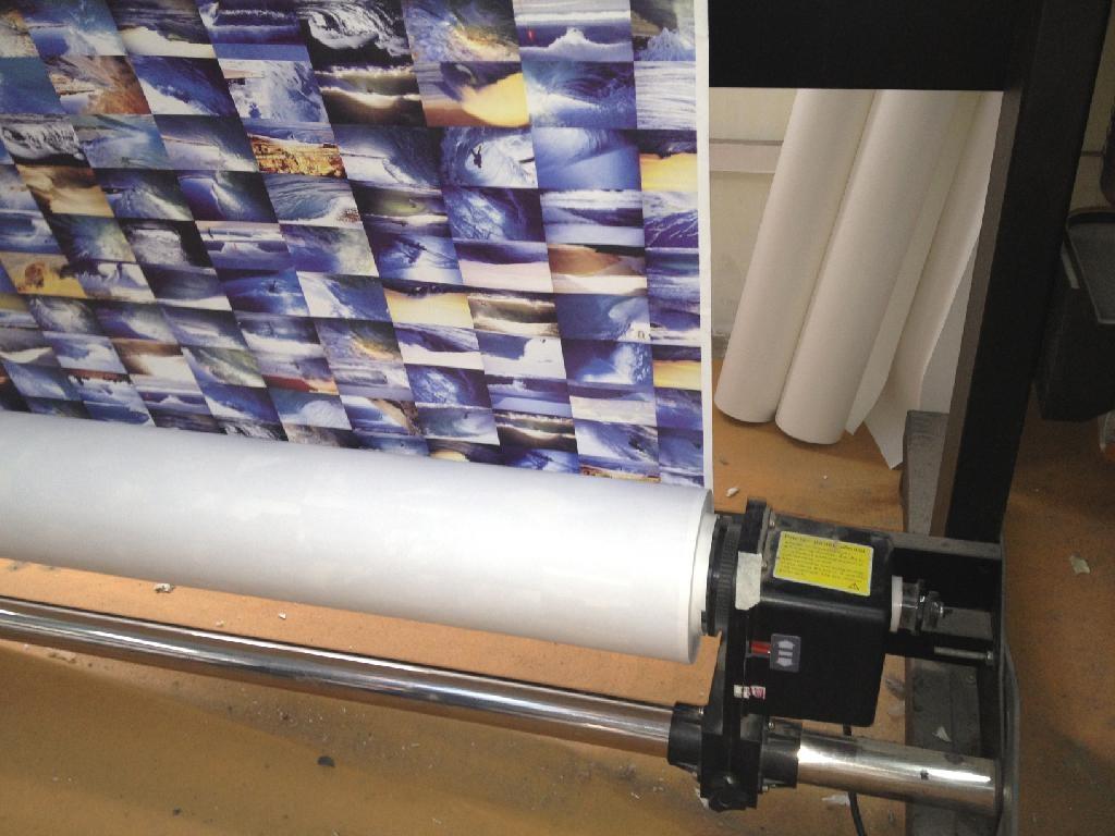 MIMAKI JV33熱昇華打印機 4