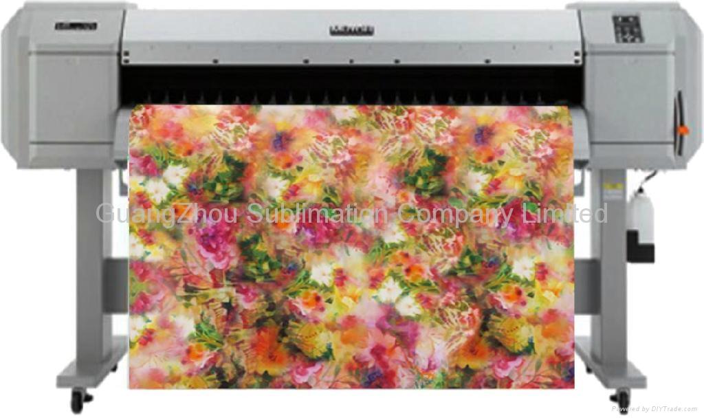 Mutoh VJ1624 熱轉印打印機 1
