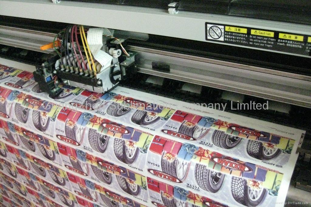 Mutoh VJ1624 热转印打印机 2