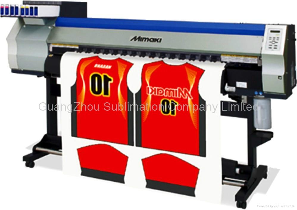 MIMAKI TS3 熱昇華打印機 1