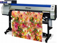 Digital transfer MIMAKI TS34 Printer machine