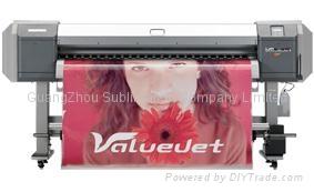Mutoh VJ1618 printer for Sublimation printing