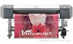 Mutoh VJ1618 printer for Sublimation printing