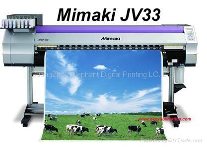 Sublimation Printer machine for textile