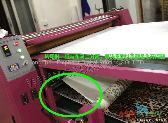Digital printing sublimation machine Rotary Heat Transfer