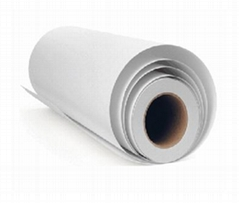Roll sublimation transfer paper for textile (Hot Product - 1*)
