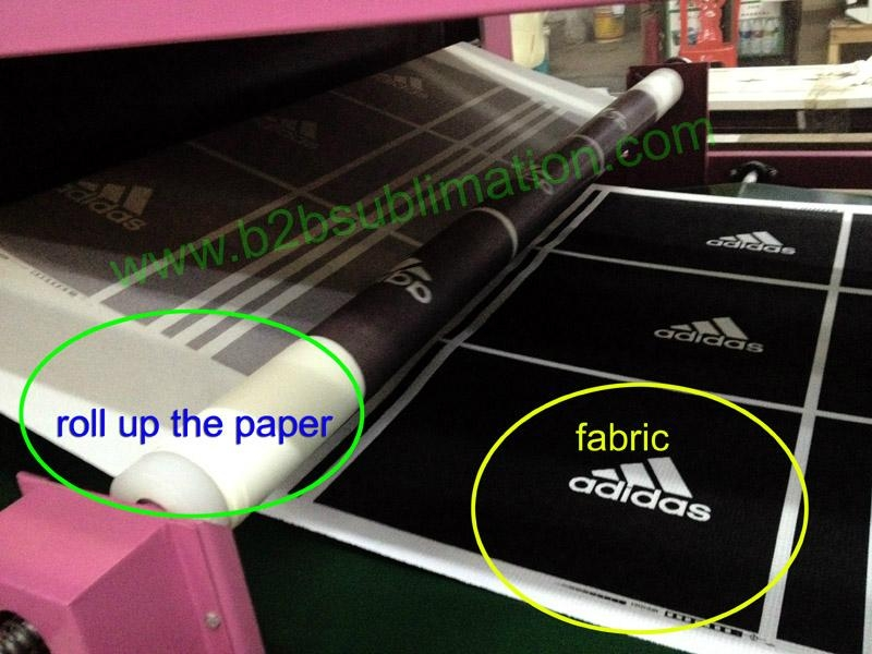 Multifunction sublimation Heat transfer printing machine for fabric 5