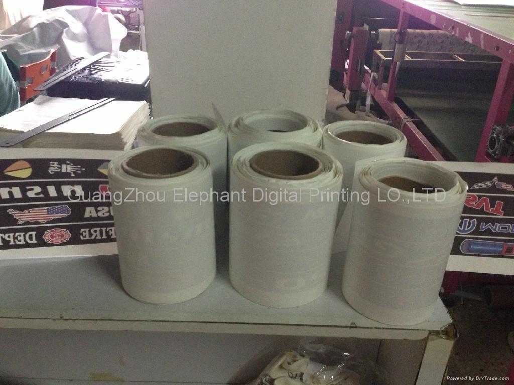 熱轉印織帶印花機 5