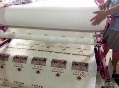 Roll to Roll Digital heat press label printing machine