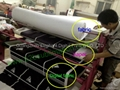 Roll to Roll Heat transfer printing machine for fabric 1