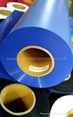 Hight-quality flock heat transfer vinyl/film