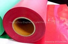 Flocking transfer vinyl heat press vinyl for t-shirt