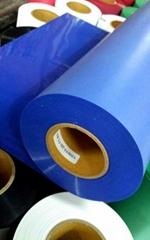 flock PU PVC heat transfer vinyl/flim for t-shirt