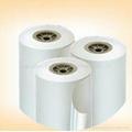 Heat transfer paper for heat transfer