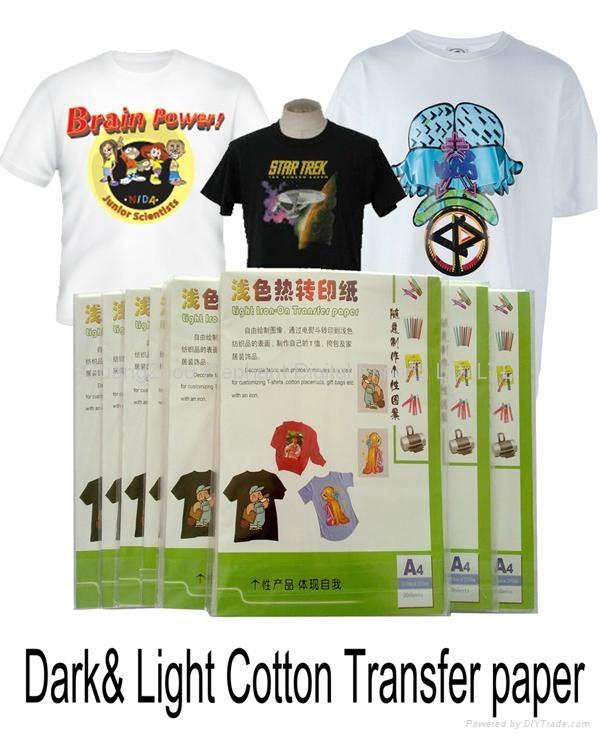 T恤转印纸 2