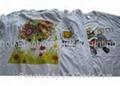 t-shirt cotton laser/inkjet sublimation