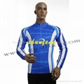 Sportwear for sublimation heat transfer printing 4